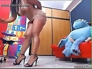 Sexy Camgirl Live In High Heels &#10153_ NudyCams.com