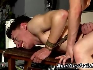 Gay twinks anal from behind gifs first time Oscar Gets Used By Hung Boys