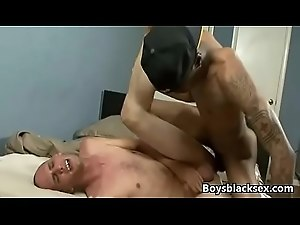 Black Gay Dude Fuck White Skinny Gay Boy With His BBC 16