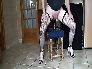 sex toys high heels varnished nails red