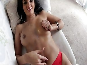 Tit fucking and sucking